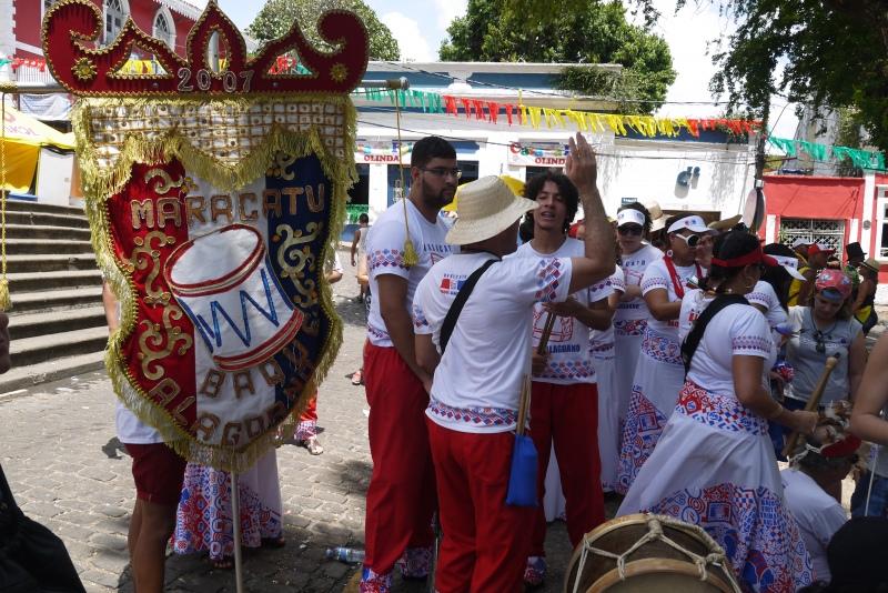 Carnaval de Olinda - Maracatu