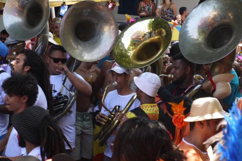 Carnaval de Olinda - Orchestre