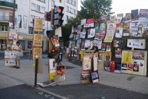 France - Festival International de Théâtre de Rue d'Aurillac
